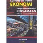 landasan teori ekonomi