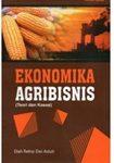 Ekonometrika Agribisnis